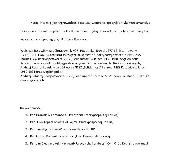 W imieniu grupy robotniczej str. 2