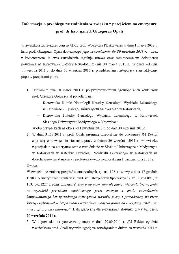 List JM Rektora Jałowieckiego str1